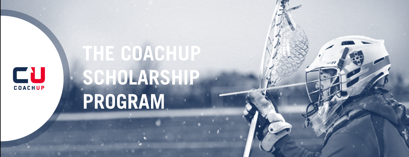 CoachUp Scolarship Program - Reaching Another Level in Sports + Life
