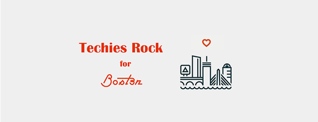 Techies Rock for Boston Fundraiser