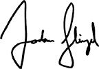 Jordan Fliegel signature