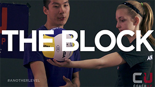 Volleyball video blnw07m767