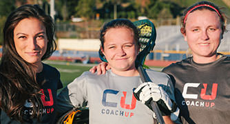 As a senior in high school, Aliyah had never played lacrosse nor planned on attending college. But after a year training with Coach Cristina, she's now playing DII Lacrosse on a full scholarship.